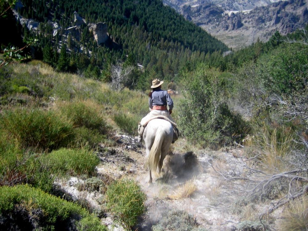 Patagonia: Estancia San Ramón (2/6)