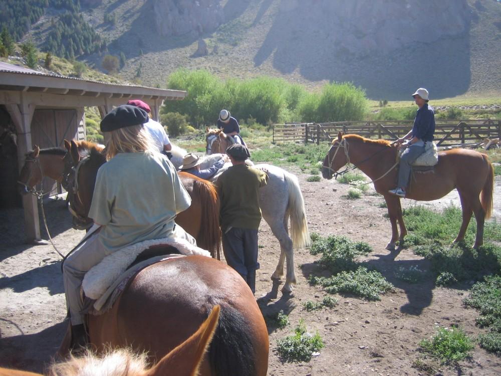 Patagonia: Estancia San Ramón (3/6)