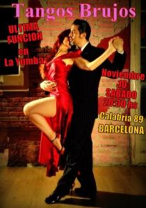 Graciela y Osvaldo La Yumba Tango y Milonga en Barcelona 0