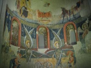 winged saints...