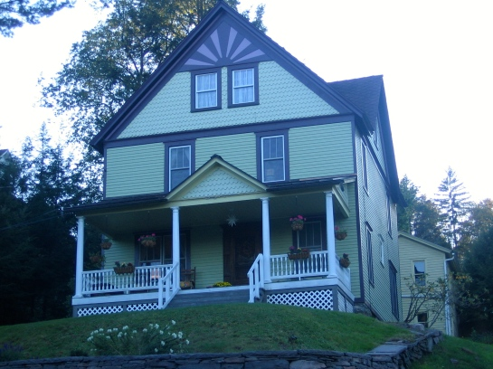 the old homestead in PA