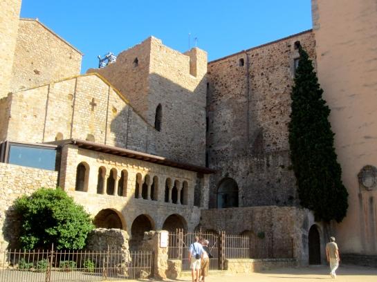 former monastery