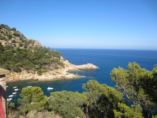Big Sur's got nothin' on the Costa Brava!