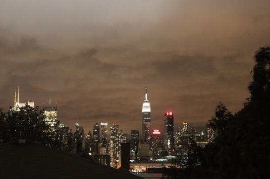 Hurricane Sandy NYC