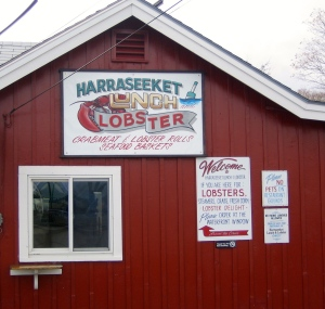 Home of the Lobster Roll