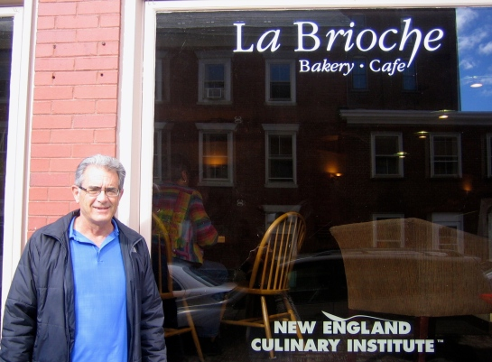 La Brioche, the NECI bakery