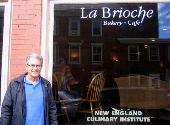 La Brioche, the NECI bakery