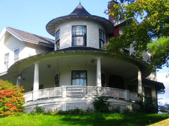 Beautiful Montpelier Round House