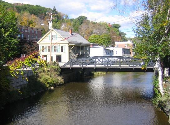 Montpelier West Branch