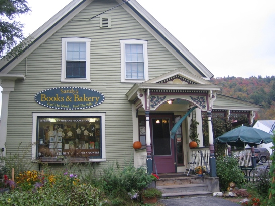 Sandy's Bookstore and Coffeehouse