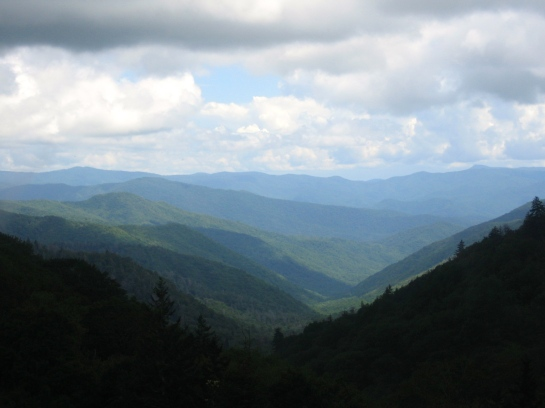 spent a few days in the Smoky Mountains
