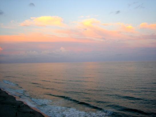 Preview: Atlantic sunrise