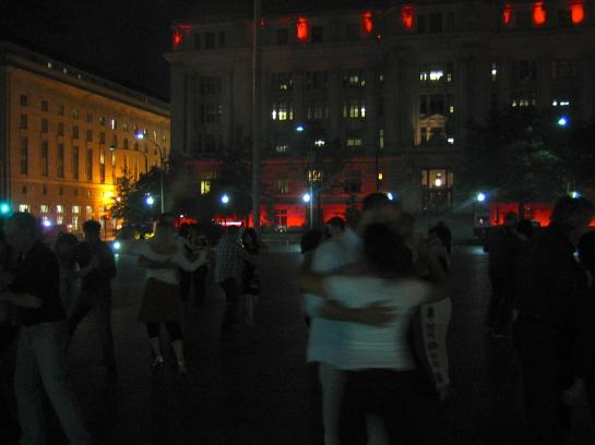 Freedom Plaza - Capital Tangueros