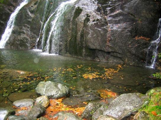 falls near Rochester VT