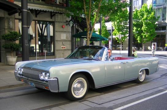 '63 Lincoln