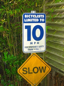 OK, but... what if I can't find  the speedometer on my bike?