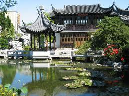 Portland Chinese Gardens