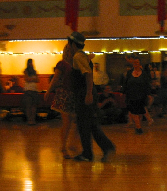 birthday dance at Norse Hall