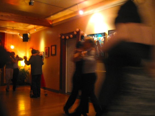 milonga at Berretín