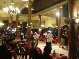 matinee milonga at La Ideal