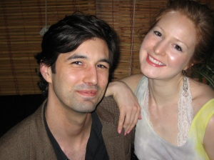 DJ Joe Leonardo & girlfriend Hannah