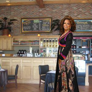 Heck, even Oprah's been here!