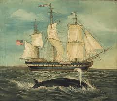 beauti ship & whale
