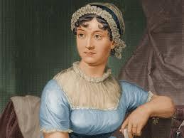 Jane in blue