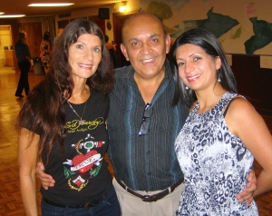 •2 of my favorite milonga teachers were there: Jorge & Milena Nel