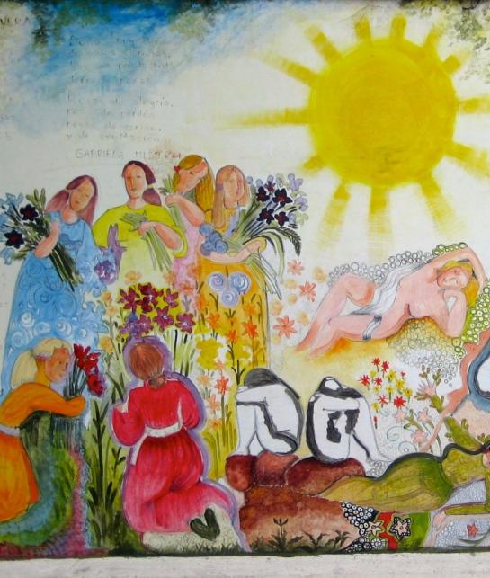Doña Primavera ... a poem to Spring