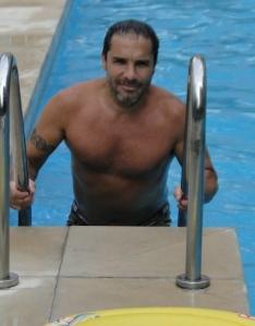 Marcelo Carpentier, tango singer