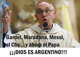 Díos es Argentino*