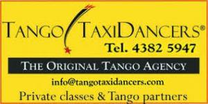 tango taxi dancers