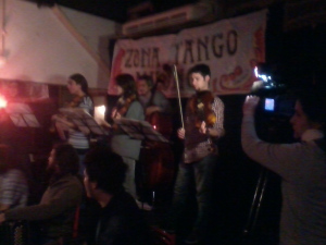 zona tango