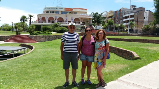 with las Gabys in Carlos Paz