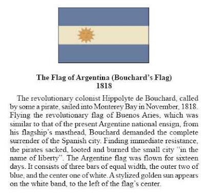 bouchard's flag